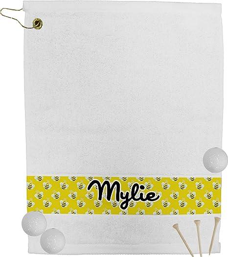 Buzzing abeja toalla de Golf (personalizado)