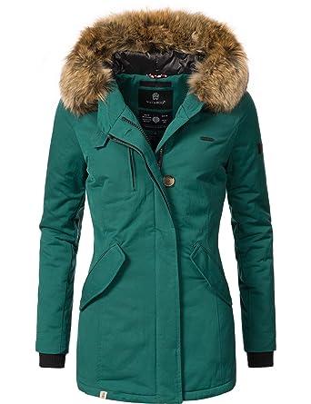 neue angebote Sonderrabatt süß Navahoo Nisam Women's Winter Jacket 10 Colours XS-XXL ...
