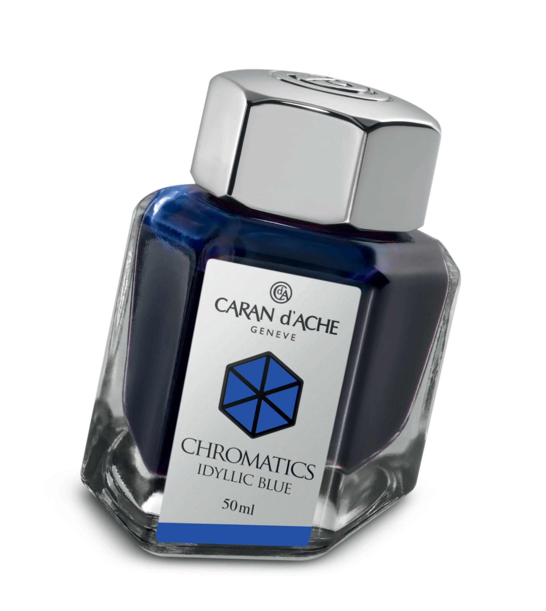 CARAN DACHE Botella de tinta cromática de 50 ml - Iddyllic B