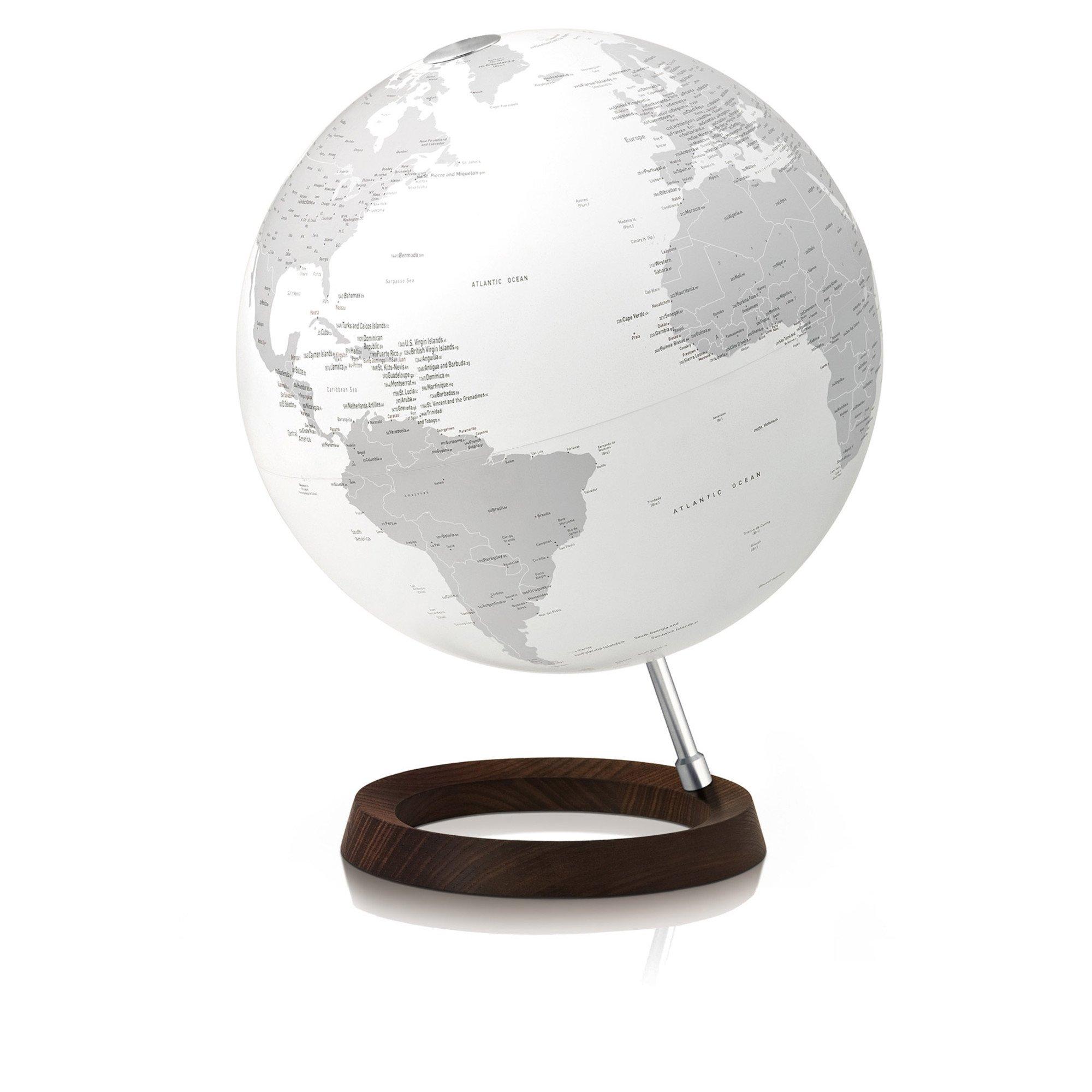 Räthgloben 1917 Full Circle Reflection globe