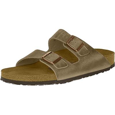 Amazon.com | Birkenstock Women's Arizona 2-Strap Cork Footbed Sandal | Shoes