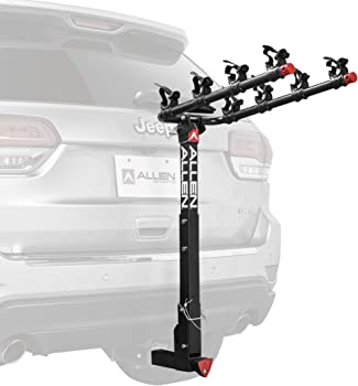 Allen Sports 4-Bike Trunk Bike Racks