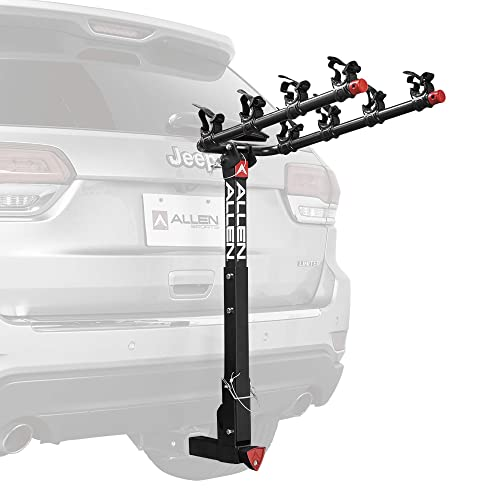 Allen Sports 4-Bike Hitch Racks For 2 In. Hitch