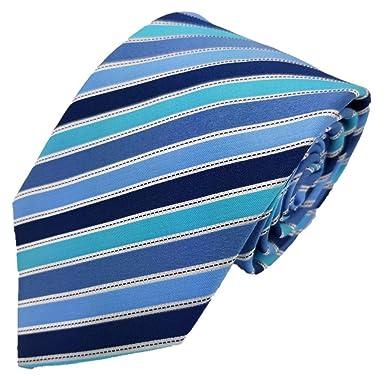 Silk Ties corbata de seda rayas 8 cm, Krawatte Seide gestreift 8 ...