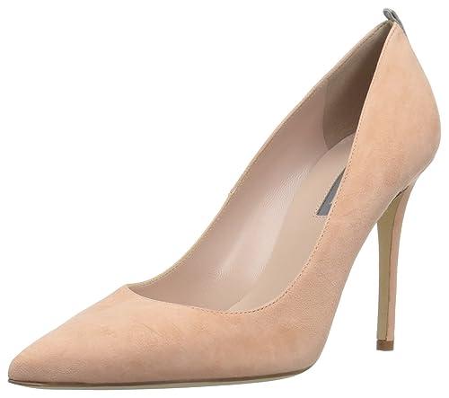Fawn, Zapatos de Tacón para Mujer, Negro (Black Patent), 40.5 EU SJP by Sarah Jessica Parker
