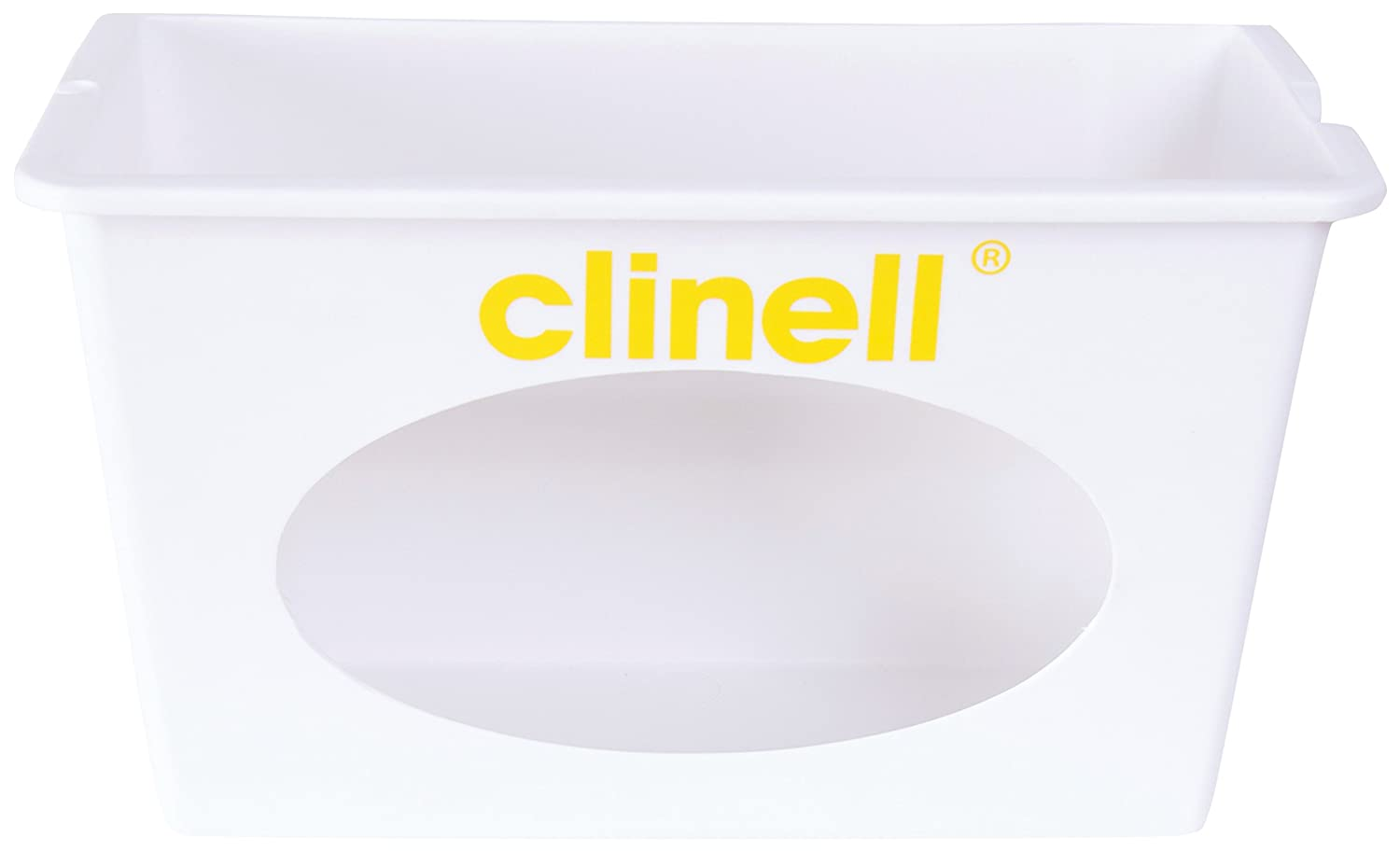 Clinell Wall Mount Dispenser - White Gama Healthcare CDWDW