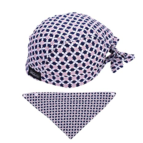 Colore  Baby Boys Girls Berretti e copricapo Berretto da pirata Paisley Bandana  cappello con collo Sciarpa fazzoletto 38f871e80834