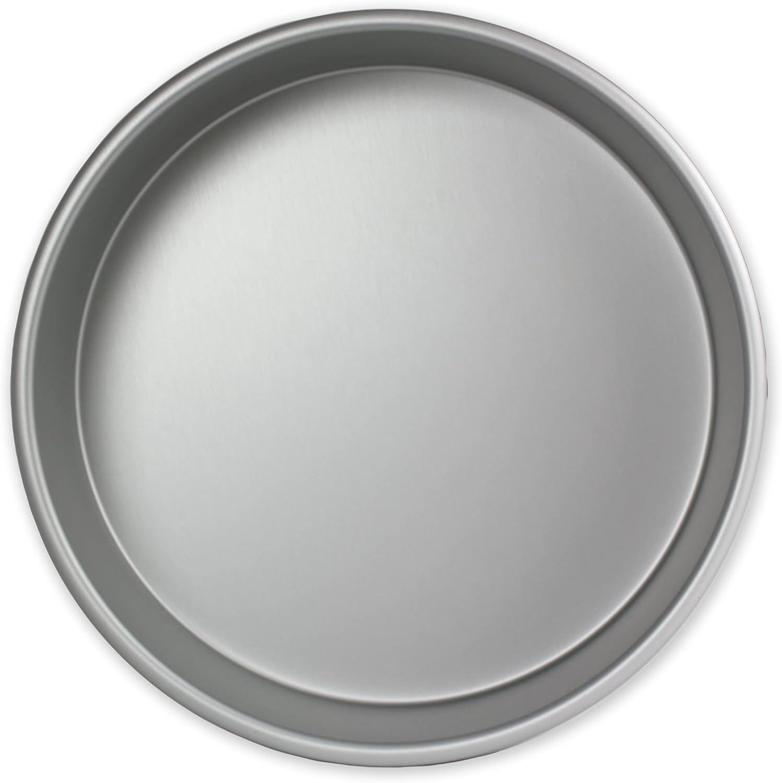 Moule /à G/âteau Rond en Aluminium Anodis/é 102/mm/x 102/mm de Profondeur PME