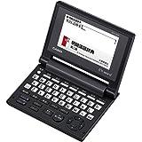 カシオ 電子辞書 エクスワード コンパクトモデル JIS配列キー XD-C100E