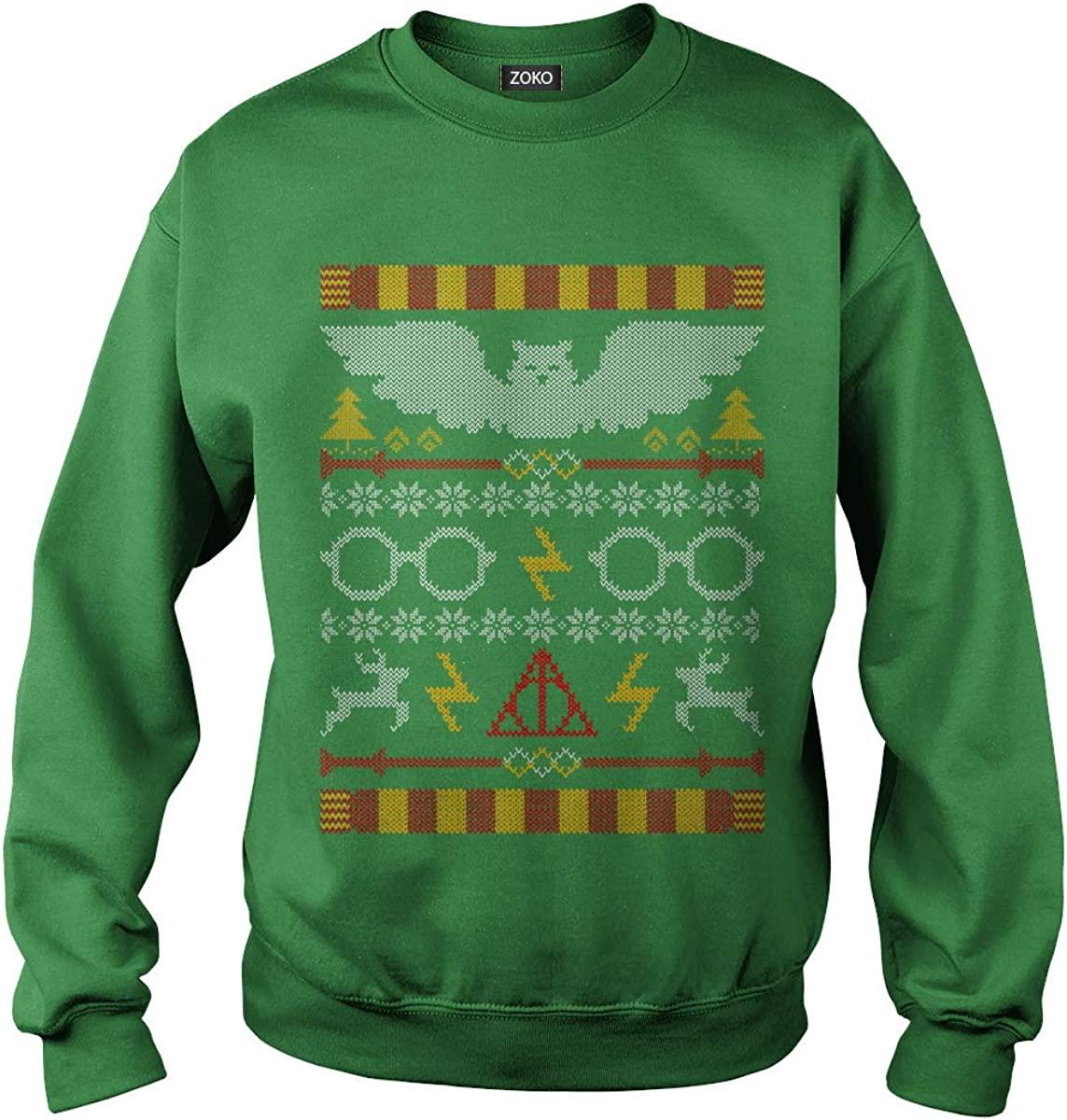 Zoko Apparel The Sweater That Lived Ugly Christmas T-Shirt