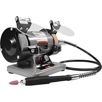 Performance Tool W50003 3 Quot Mini Bench Grinder And Polisher