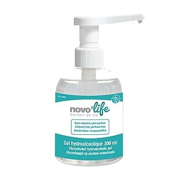 Novolife Alkohol Glycerin Gel 300 Amazon De Drogerie Korperpflege