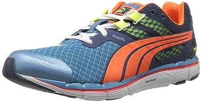 Puma Faas 500 v3 Running Shoe Insignia Blue   Meta  Amazon.co.uk ... efa89f327