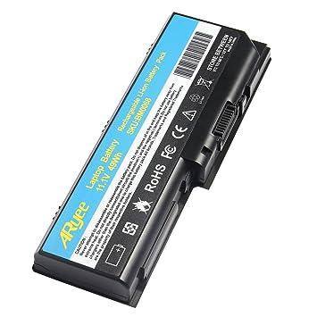 PA3536U-1BRS PA3537U-1BAS PA3537U-1BRS PABAS100 PABAS101 Batería de portátil para Toshiba Satellite L355 L3 50 P205 P205D PABAS100 PABAS101 Potencia de ...
