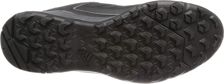 adidas Terrex Entry Hiker GTX, Chaussures de Marche Nordique Homme Noir (Carbon/Core Black/Grey Five Carbon/Core Black/Grey Five)