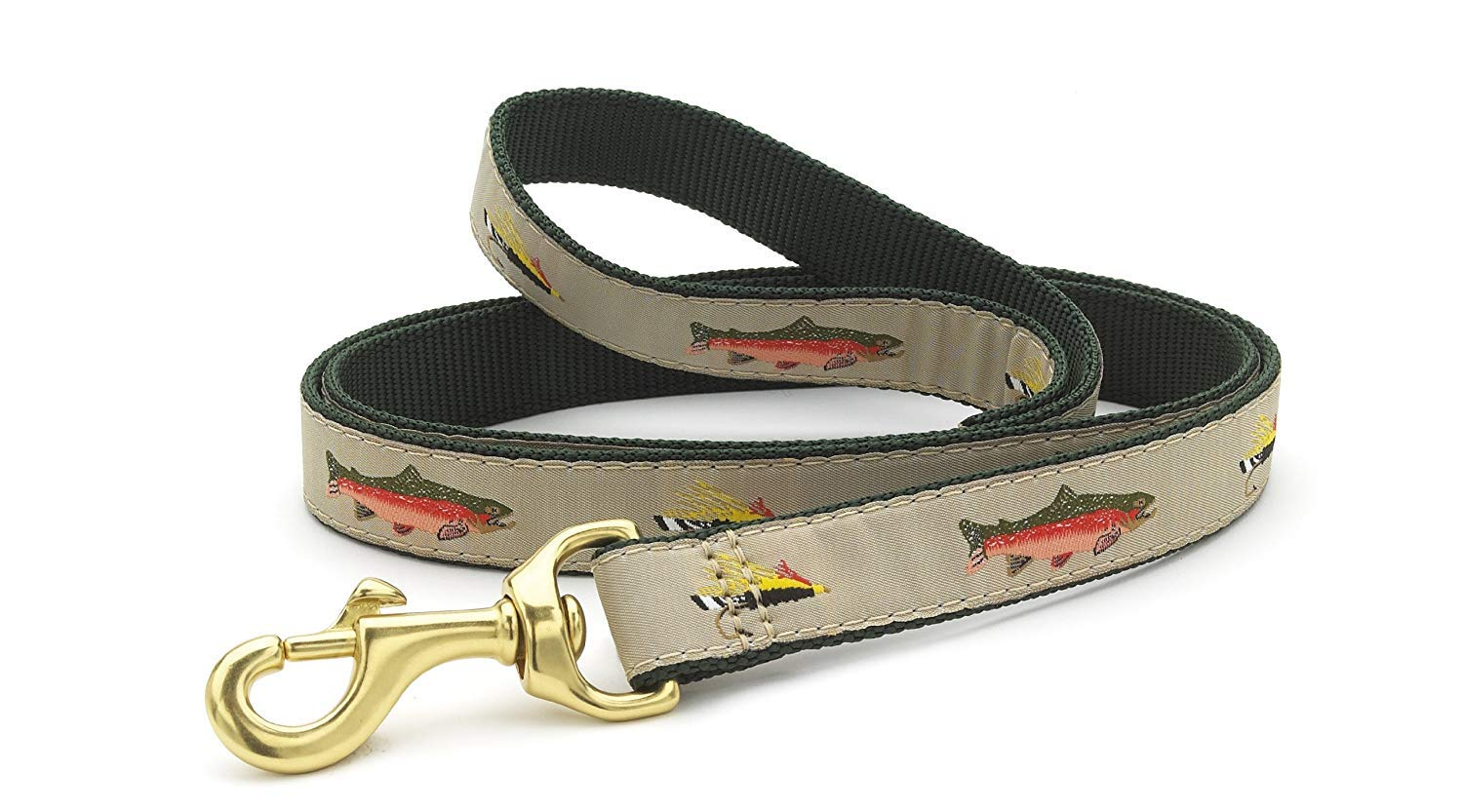 Up Country Fly Fishing Dog Lead 6
