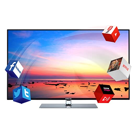 finlux 42 inch smart led tv full hd 1080p freeview hd 42fme249st