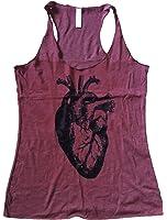 Friendly Oak Women's Anatomical Heart Tank top