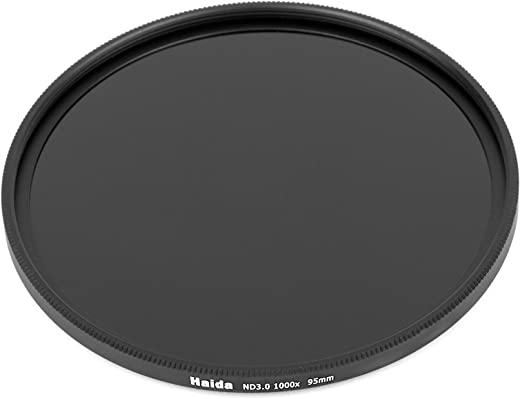 Haida 95mm ND1000 Filter Neutral Density ND 95 10 Stop 3.0 ND3.0