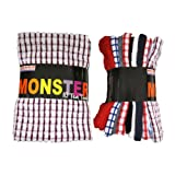 ShawsDirect Monster Tea Towels 10 Pack