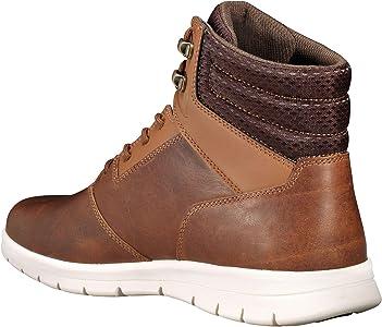 Graydon Sneaker Boot, Wheat Full-Grain