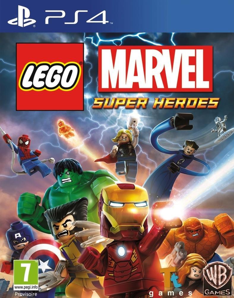 Lego Marvel Super Heroes |