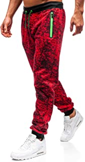 BOLF Pantaloni – Sportivi – Joggers - Stile Casual – da Uomo 6F6 MIX