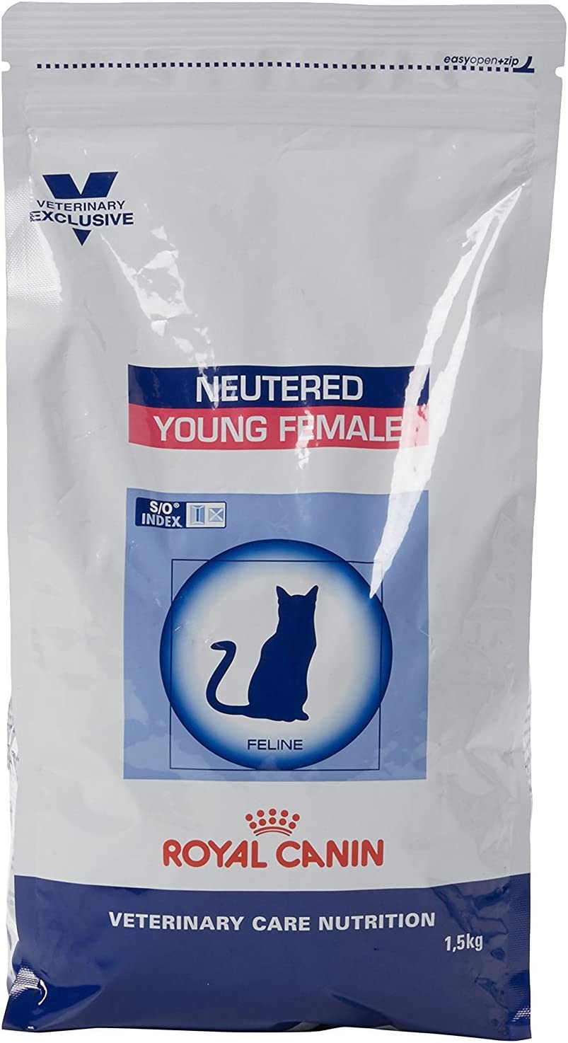 Royal Canin C-58342 Diet Feline Young Female - 3.5 Kg: Amazon.es ...