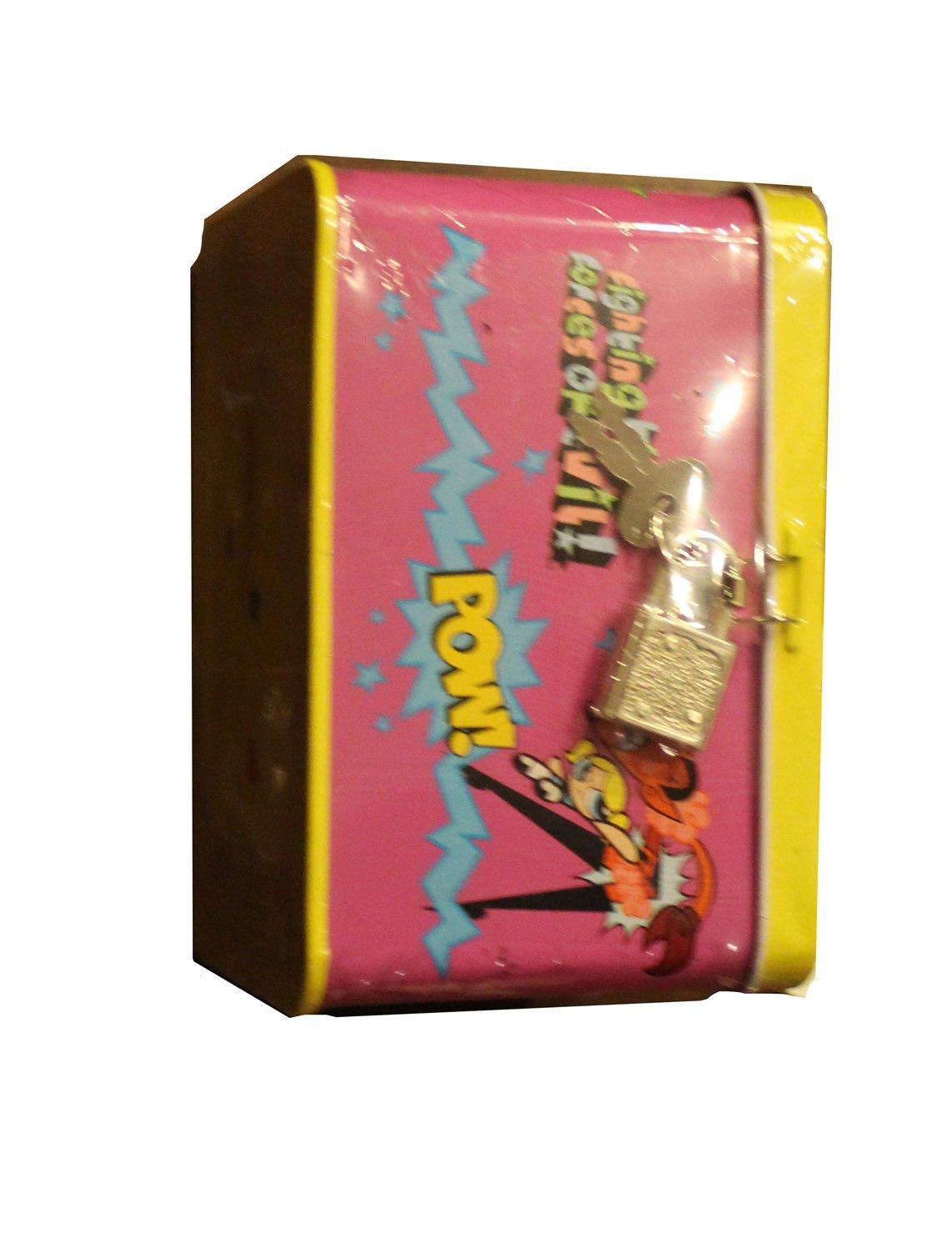 The Powerpuff Girls Mini tin記念品ボックス   B01789DV3I