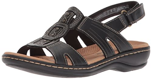 fa8d9c6dd9f26 Clarks Women s Leisa Vine Sandals Brown  Amazon.ca  Shoes   Handbags