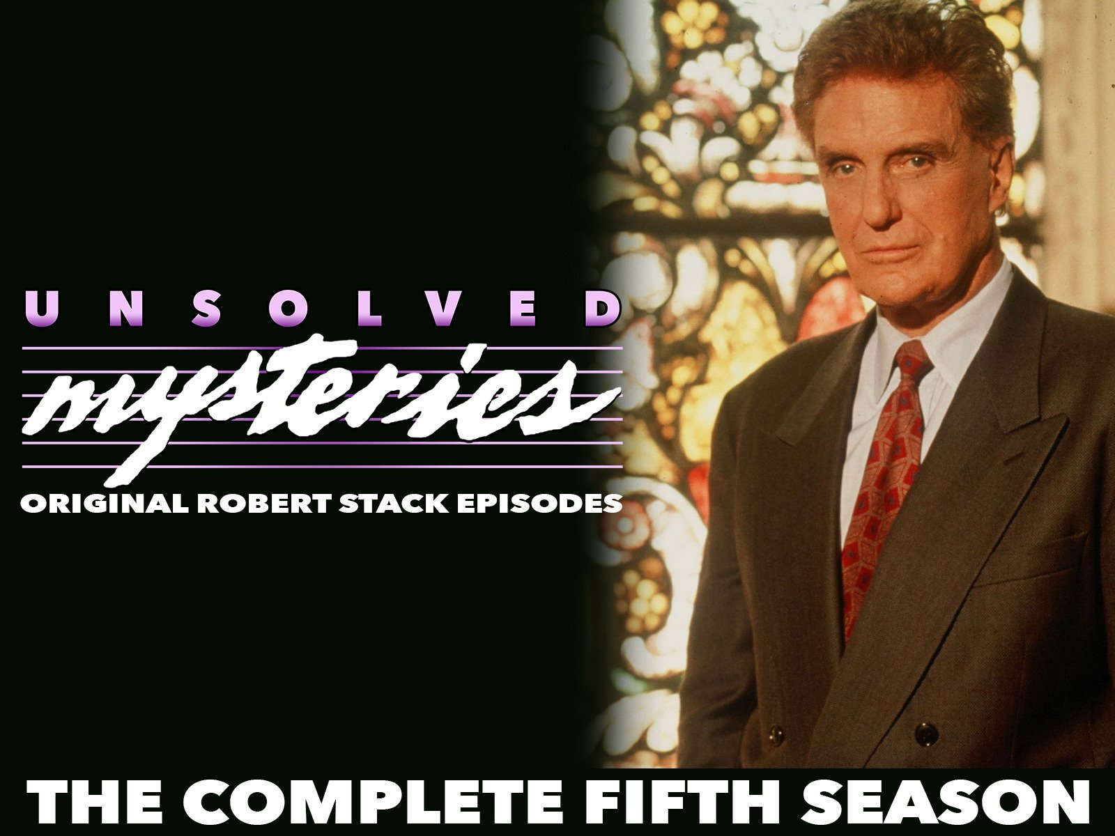 Amazon com: Watch Unsolved Mysteries: Original Robert Stack Episodes