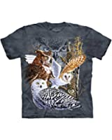 The Mountain Find 11 Owls Tee Shirt