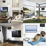 2019 New! HDTV Antenna, Indoor Amplified Digital TV