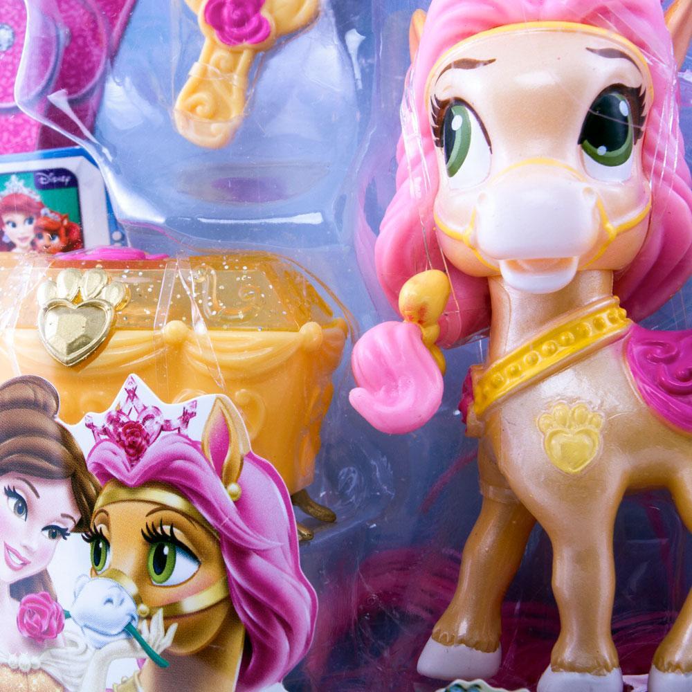 Disney Princess, Palace Pets, Primp & Pamper Ponies, Belle's Petit                                                                                                                                                                                                          Warranty & Support                              Feedback