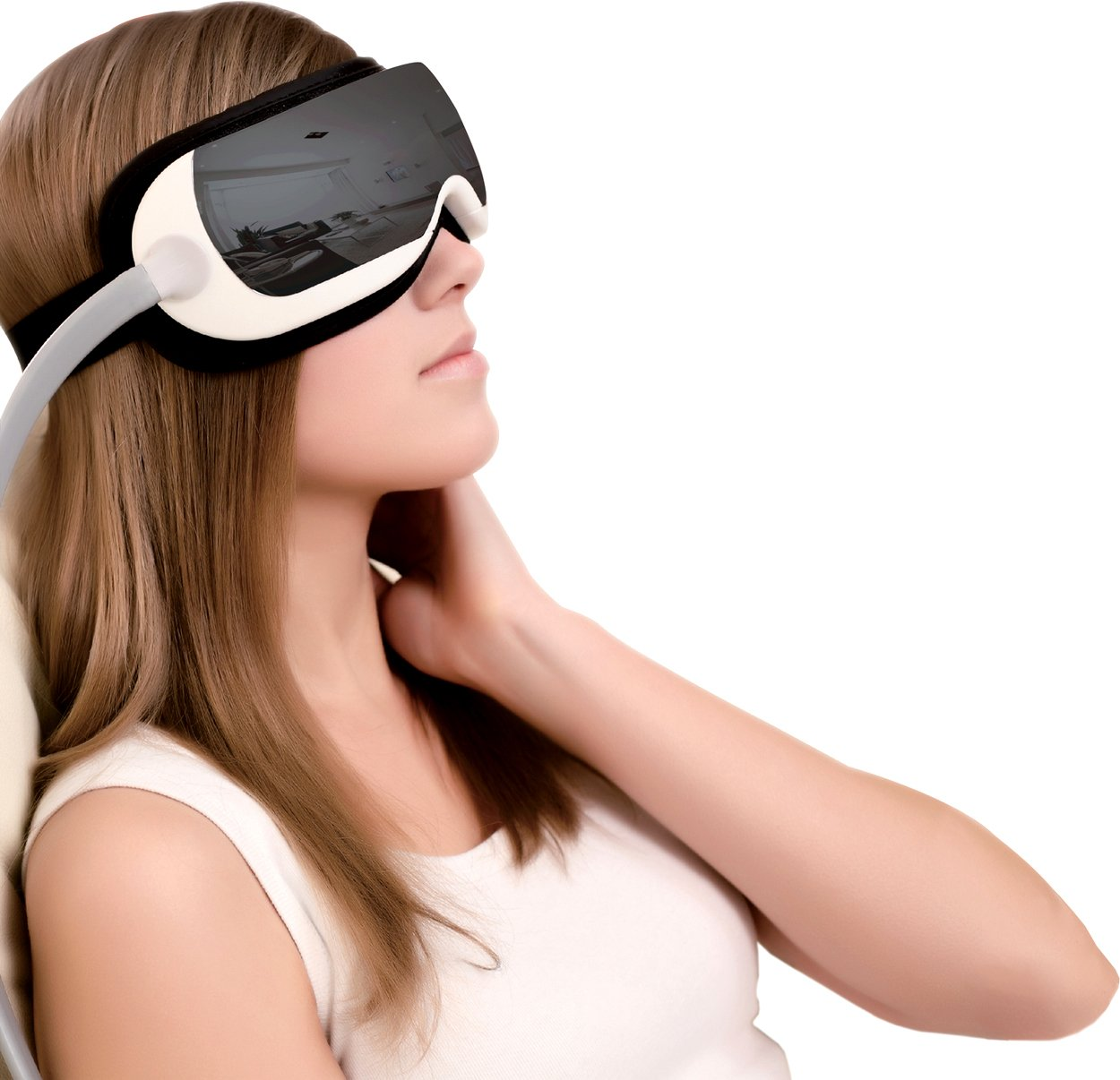 Zadro Health Solutions Eye and Temple Massager