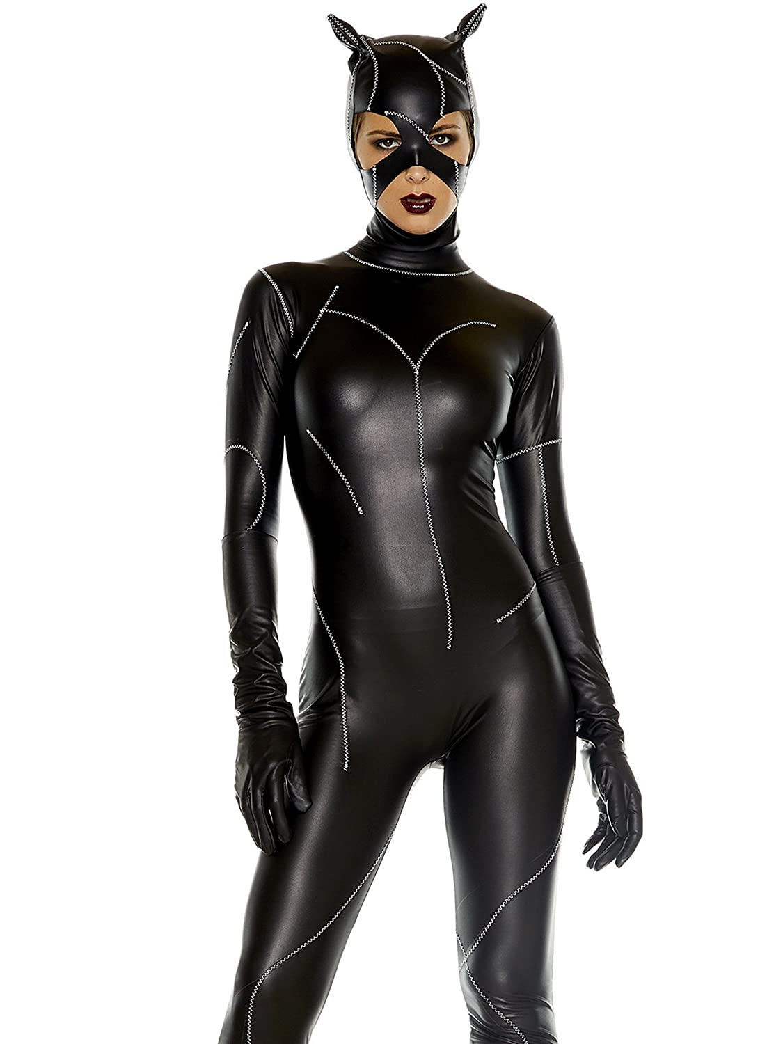 ForPlay Women's On The Prowl Catsuit Fancy Dress Costume Large/X-Large