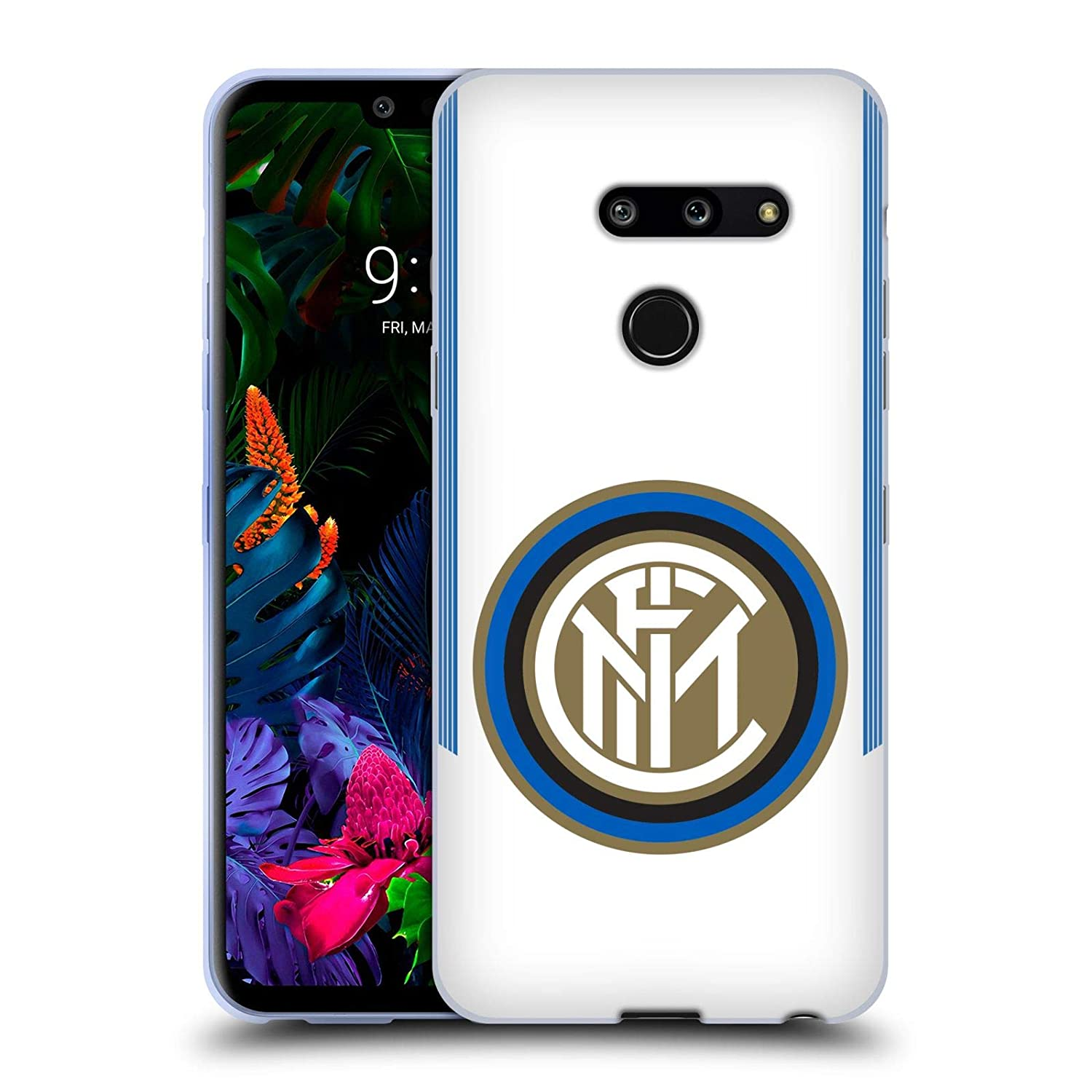 Amazon.com: Official Inter Milan Away 2017/18 Crest Kit Soft ...