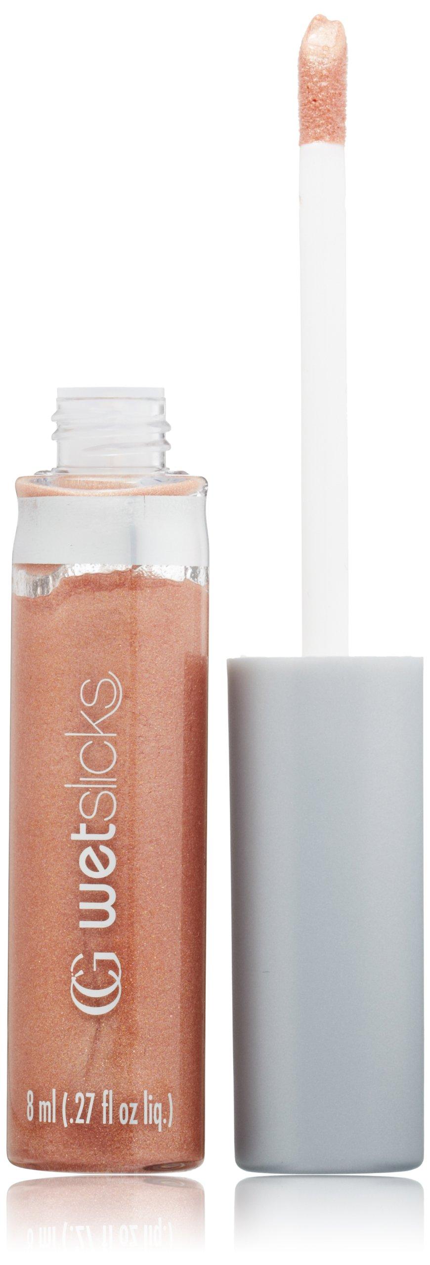 CoverGirl Wetslicks Lipgloss, Honey Talks 318, 0.27 Ounce Package