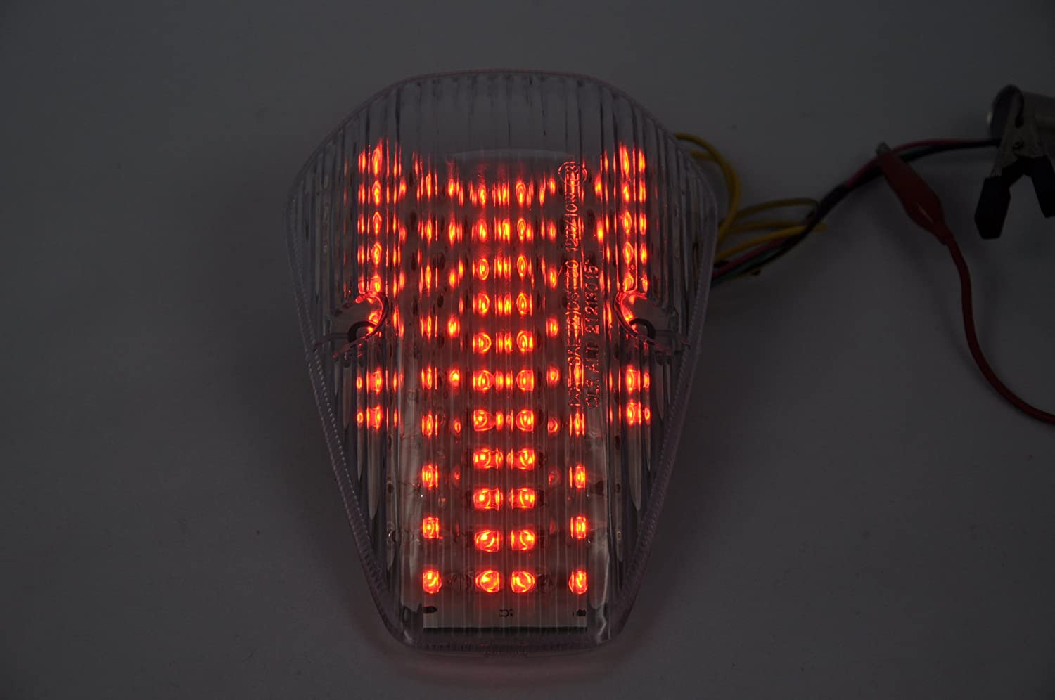 TZH-312-INT-S Top Zone Smoke Integrated Tail Light