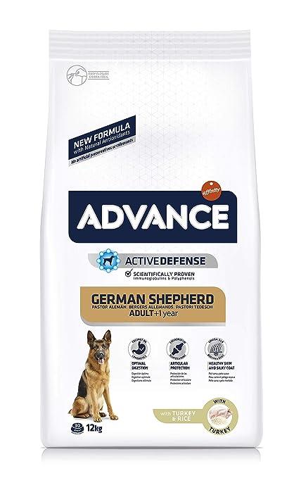 Advance Advance Pienso para Perro Pastor Alemán con Pollo - 12000 gr