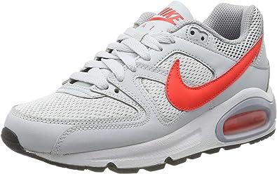 Nike Air Max Command (GS), Scarpe da Corsa Bambina, Argento