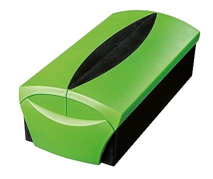 Han Visitenkartenbox Vip Visitenkarten Box Im überzeugendem Design Für 500 Visitenkarten Bxtxh 12 0 X 24 5 X 8 0 Cm New Colour Grün Schwarz