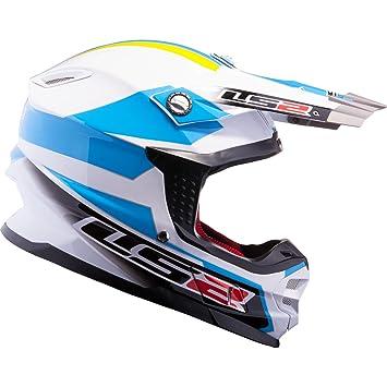 LS2 mx456.21 Tuareg casco de Motocross, Argentina