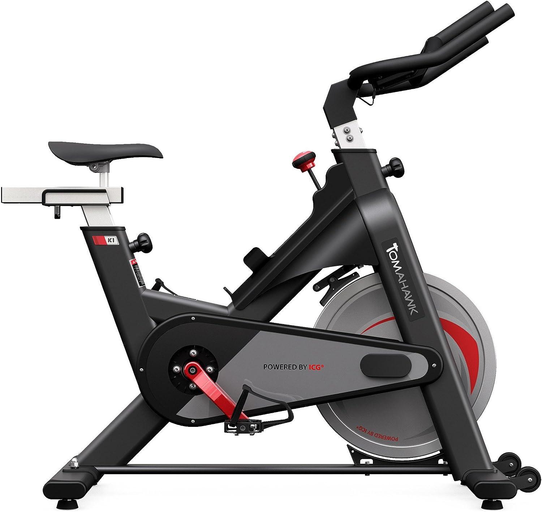 Tomahawk IC1 Indoor Bike + accesorios (sucesor Home Serie): Amazon ...