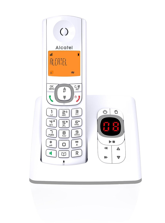 Alcatel F530 Té lé phone sans Fil Ré pondeur Gris Alcatel F530 Voice FR GRY
