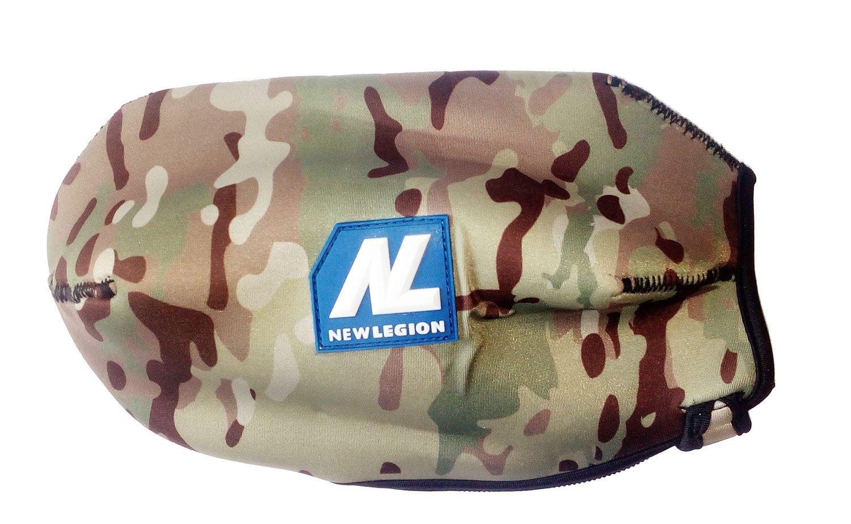 New Legion - Housse pour bouteille d'air comprimé - camouflage 938