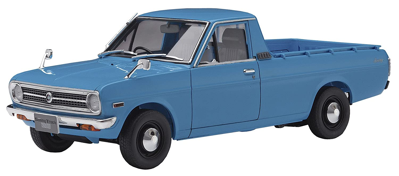 ハセガワ 1/24 ニッサン サニー トラック GB120 ロングボデーデラックス 前期型 プラモデル