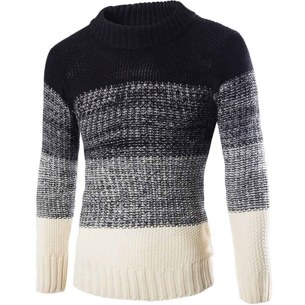 Gndfk männer - Pullover im Herbst und Winter,schwarz,XL
