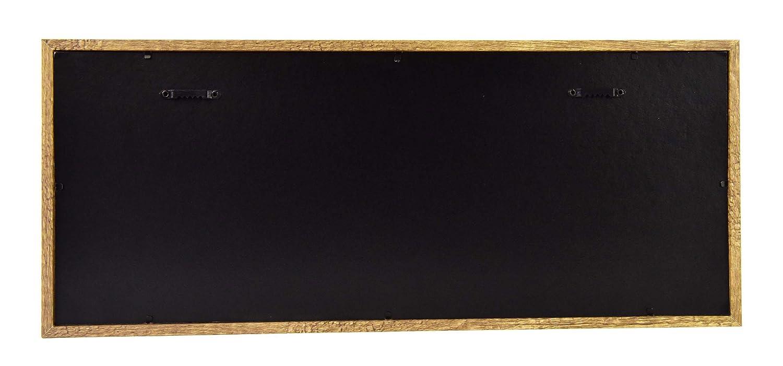 4 Foto da 10 x 15 cm Gallery Solutions 52 x 22 cm Stendibiancheria con mollette Colore Naturale