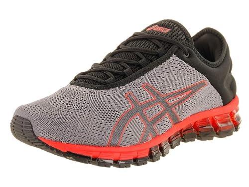 0ea469f0364 ASICS 1021A029 Men's Gel-Quantum 180 3 Running Shoe, Carbon/Black - 14 D(M)  US: Amazon.co.uk: Shoes & Bags